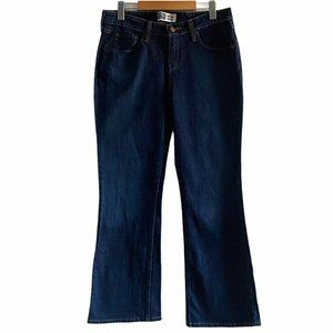 Signature by Levi's Women's Mid Rise Bootcut US 8S